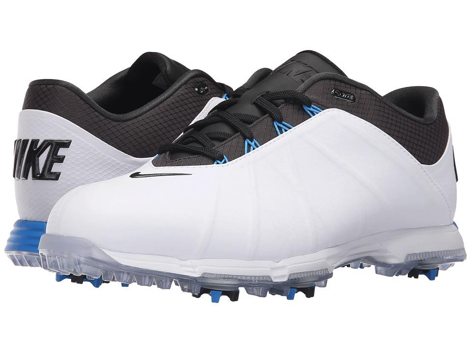 Nike Golf Flyknit Elite Elite Flyknit (negro/Clear Jade/Glacier azul/blanco eb23a3