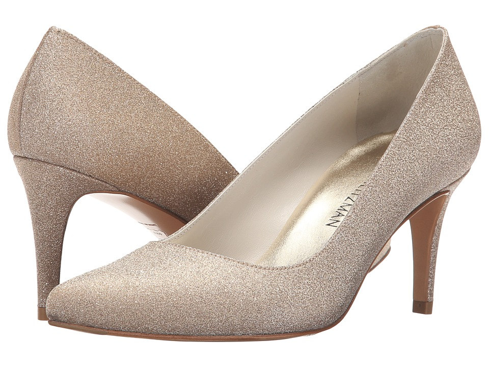Stuart Weitzman Bridal & Evening Collection Tessa (Midgold Glitterati) High Heels