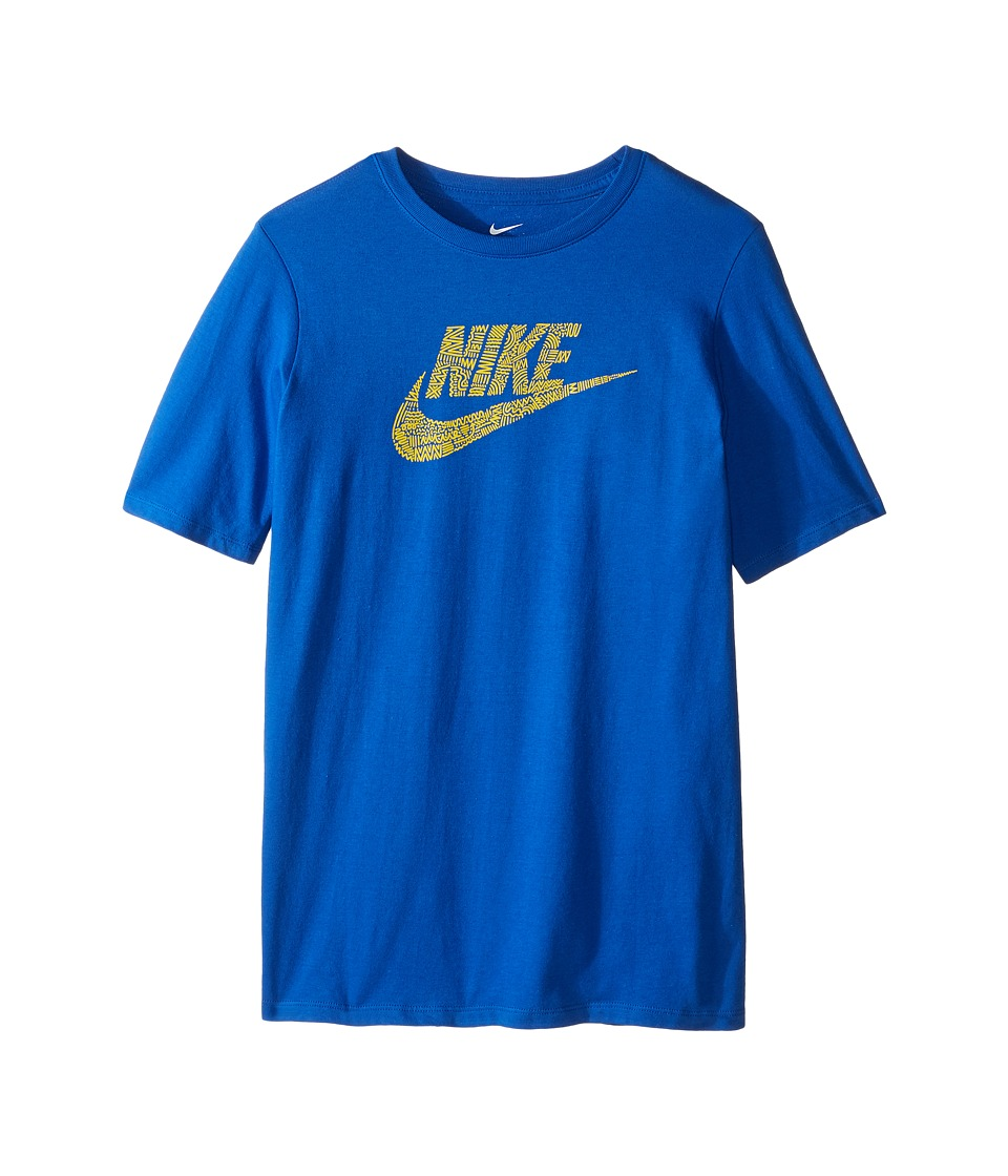 Nike Kids - Play Sketch Training Shirt (Little Kids/Big Kids) (Game Royal) Boy's Clothing