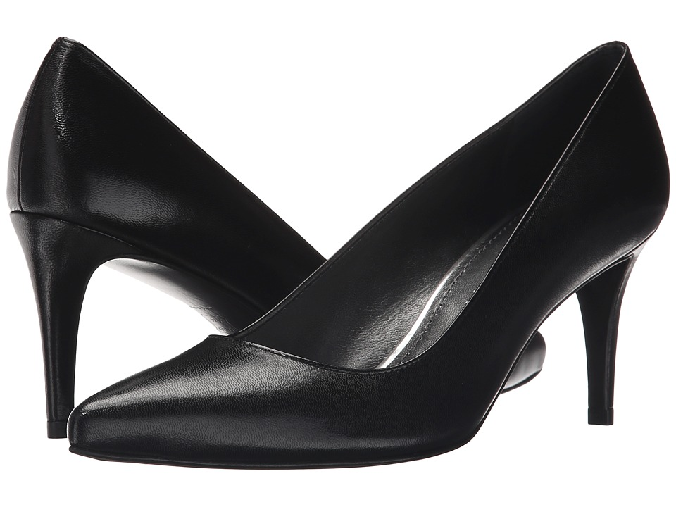 Stuart Weitzman - Tessa (Black Kid) High Heels