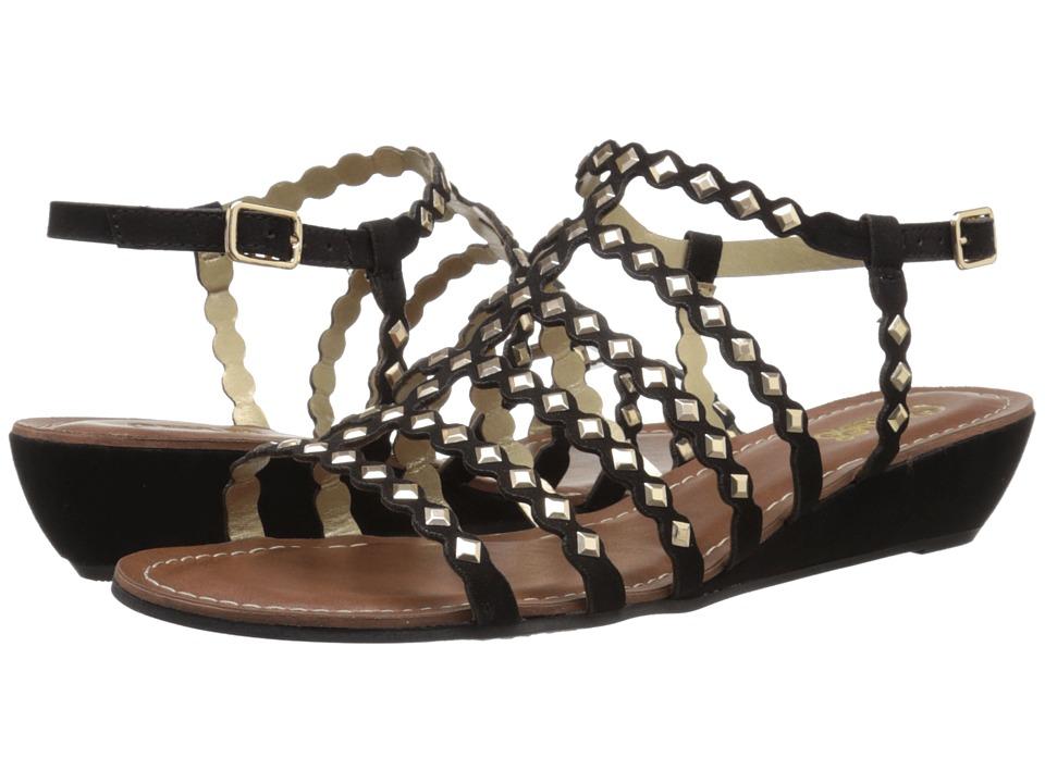 CARLOS by Carlos Santana - Kaden (Black) Women's Sandals