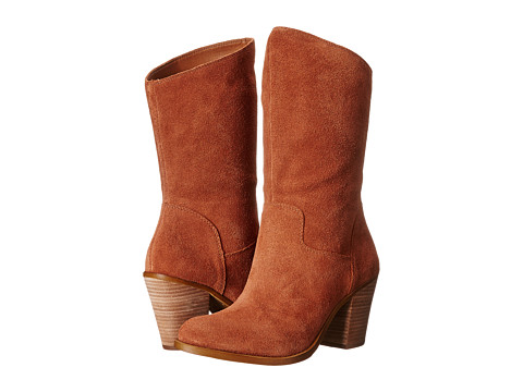 Lucky Brand - Embrleigh (Chipmunk) Women's Boots