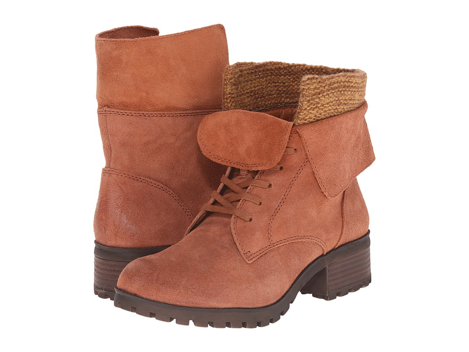 Lucky Brand - Huntress (Chipmunk) Women's Boots
