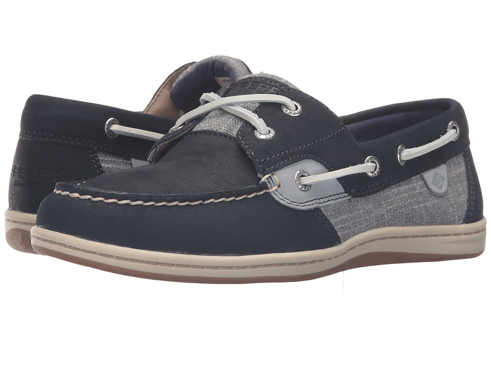 Sperry Top-Sider Koifish Metallic Sparkle (Navy) Women