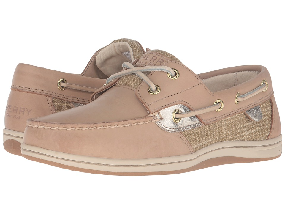 Sperry Top-Sider Koifish Metallic Sparkle (Linen) Women