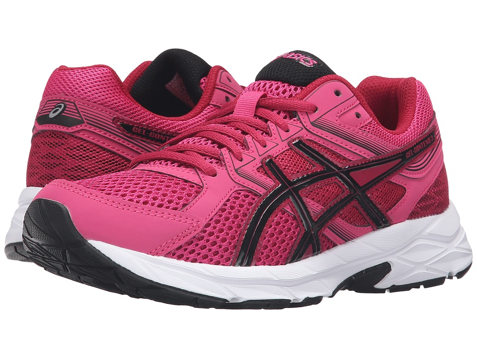 ASICS - GEL-Contend 3 (Sport Pink/Black/Cerise) Women's Running Shoes
