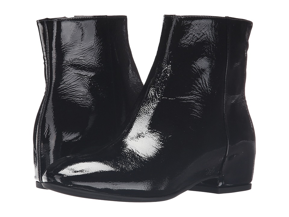 Aquatalia - Uri (Black Naplak) Women's Shoes