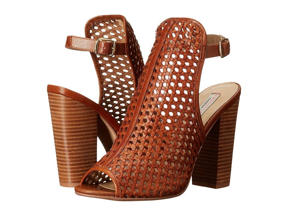 Kristin Cavallari - Largo (Mahogany Weave) High Heels