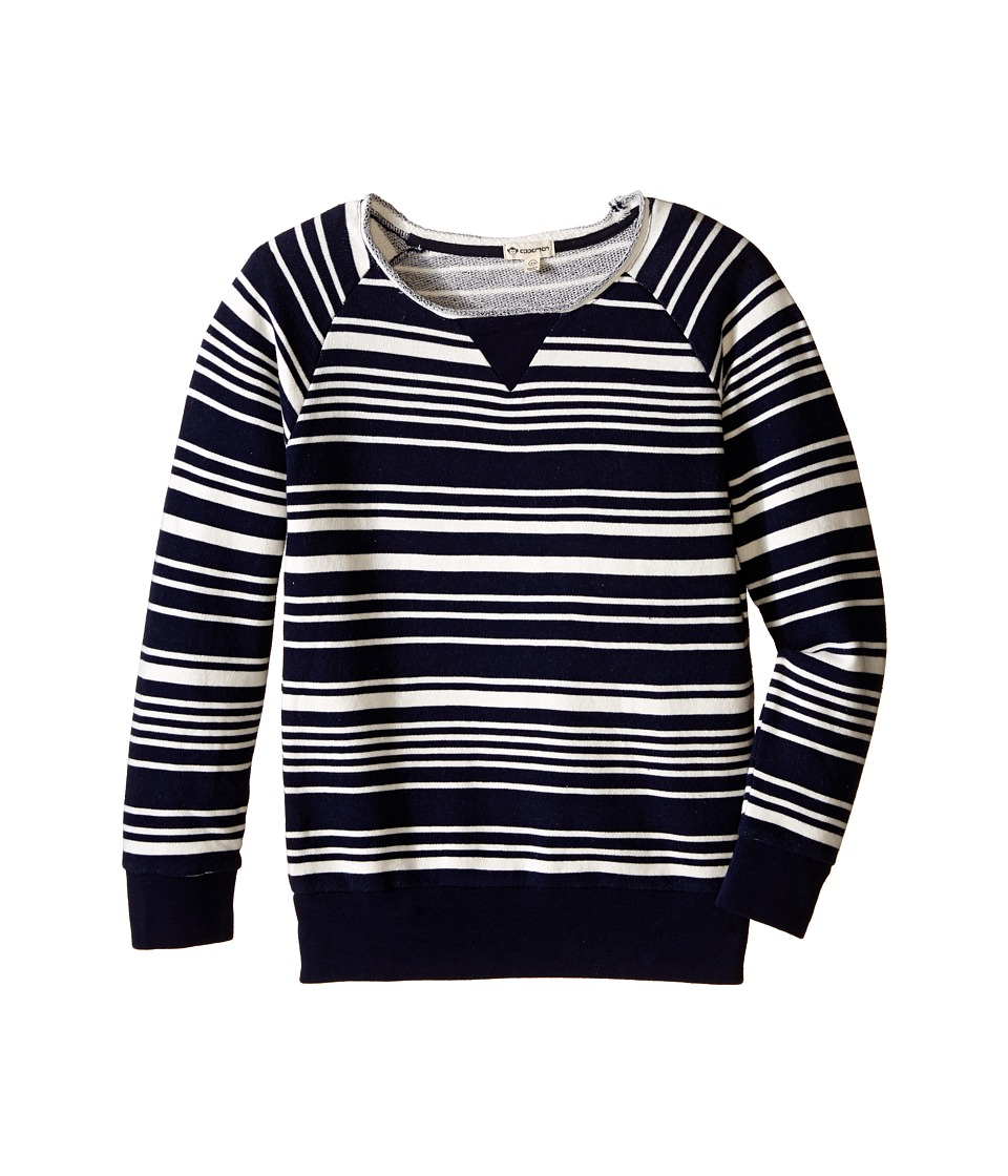 Appaman Kids - Ultra Soft Pirate Sweater (Toddler/Little Kids/Big Kids) (Total Eclipse) Boy's Sweater