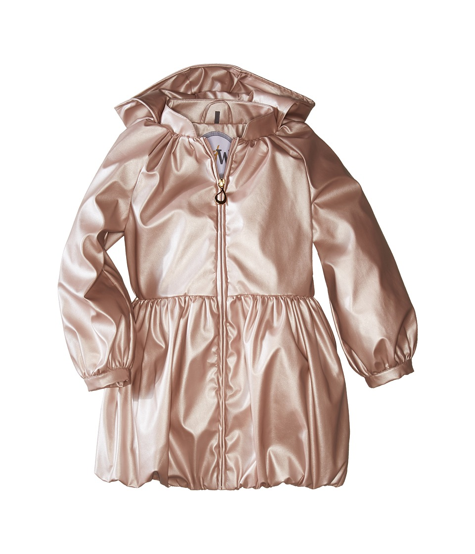 Oil & Water - Windress Rain Jacket (Toddler/Little Kids/Big Kids) (Rose Gold) Girl's Coat