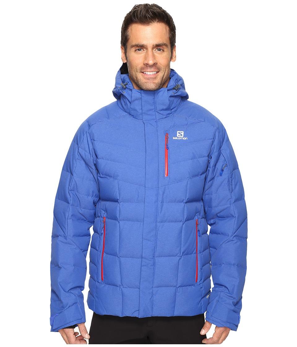 Salomon Icetown Jacket (Blue Yonder) Men