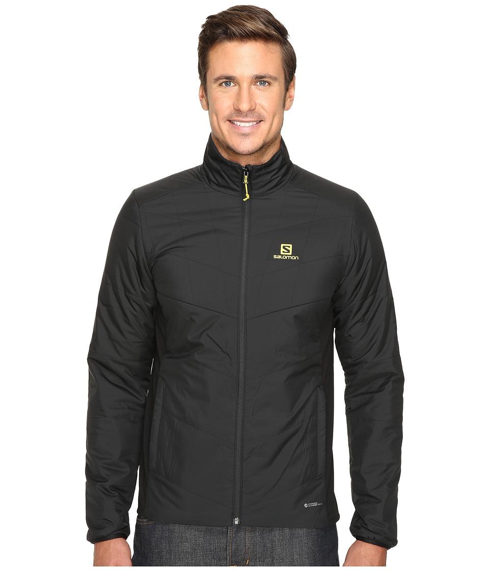 Salomon - Drifter Mid Jacket (Black) Men's Coat