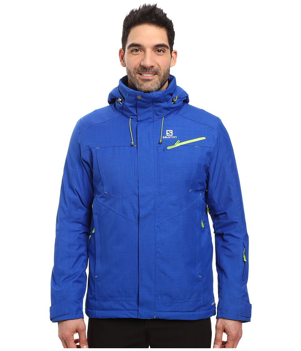 Salomon - Fantasy Jacket (Blue Yonder) Men's Coat