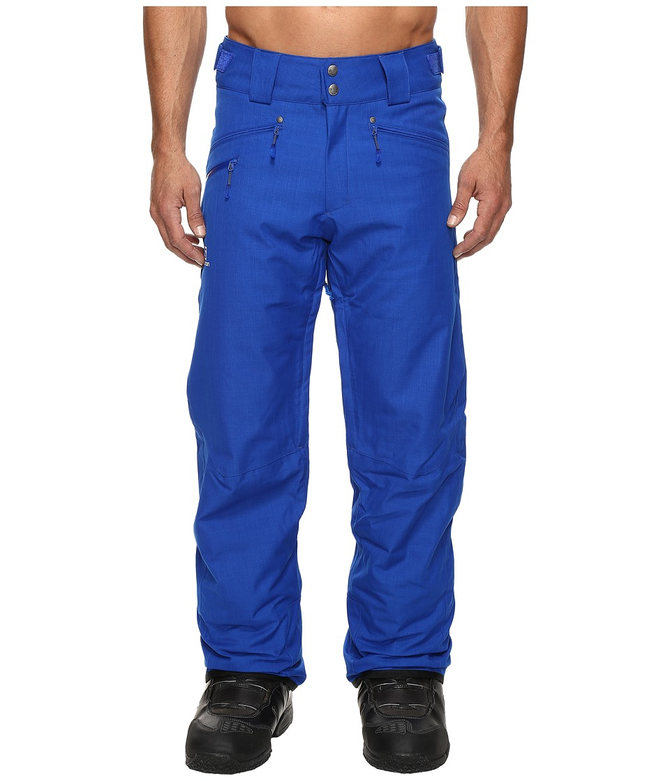 Salomon - Fantasy Pants (Blue Yonder) Men's Casual Pants