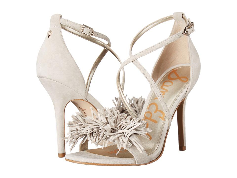 Sam Edelman Aisha (Griege Kid Suede Leather) High Heels