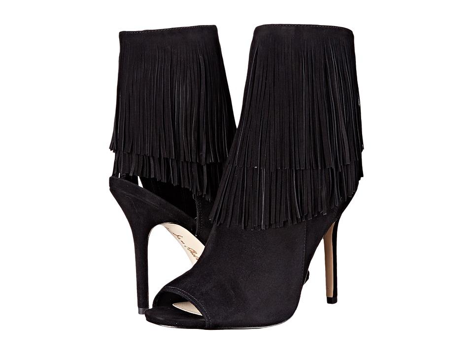 Sam Edelman Arizona (Black Kid Suede Leather) High Heels