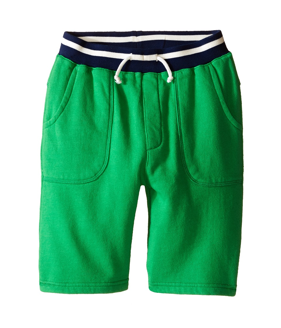 Appaman Kids - Super Soft Retro Inspired Riverside Shorts (Toddler/Little Kids/Big Kids) (Classic Green) Boy's Shorts