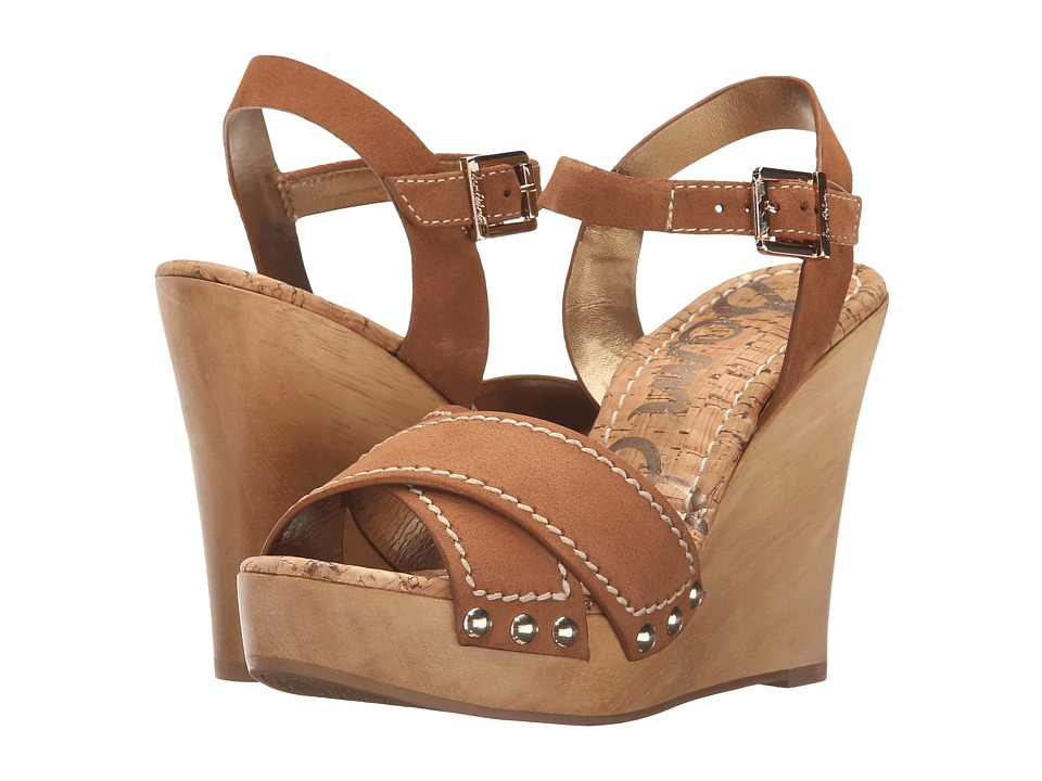 Sam Edelman - Cairo (Saddle Velour Suede Leather) Women's Shoes