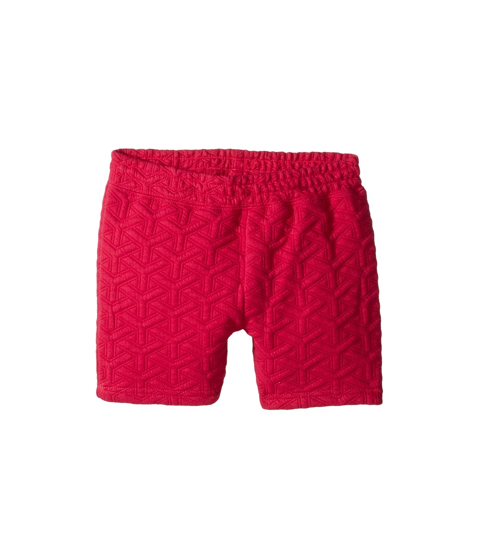Appaman Kids - Ultra Soft Flint Double Knit Pull-On Shorts (Toddler/Little Kids/Big Kids) (Beet Root Purple) Girl's Shorts