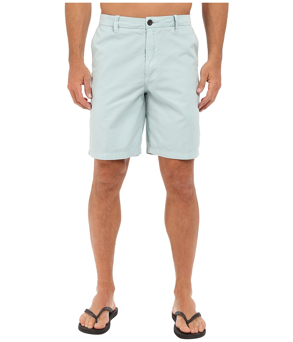 Quiksilver Waterman - Down Under 4 Walkshorts (Blue Surf) Men's Shorts
