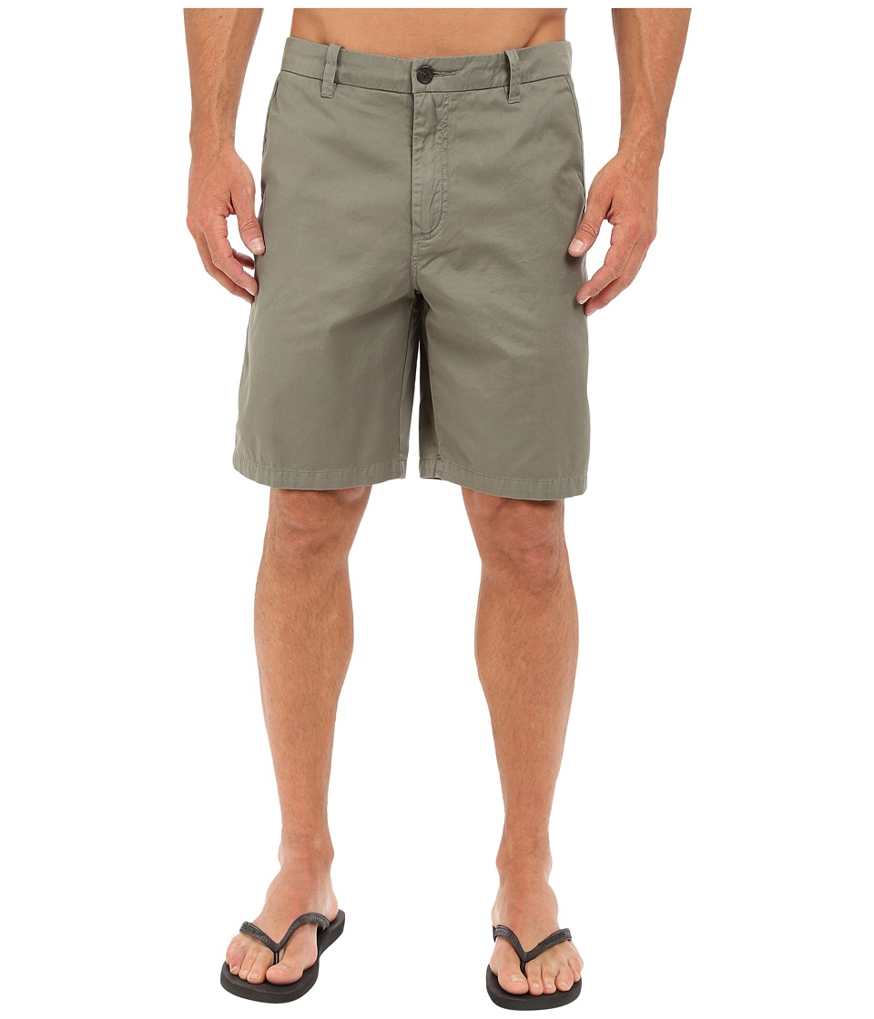 Quiksilver Waterman - Down Under 4 Walkshorts (Chive) Men's Shorts