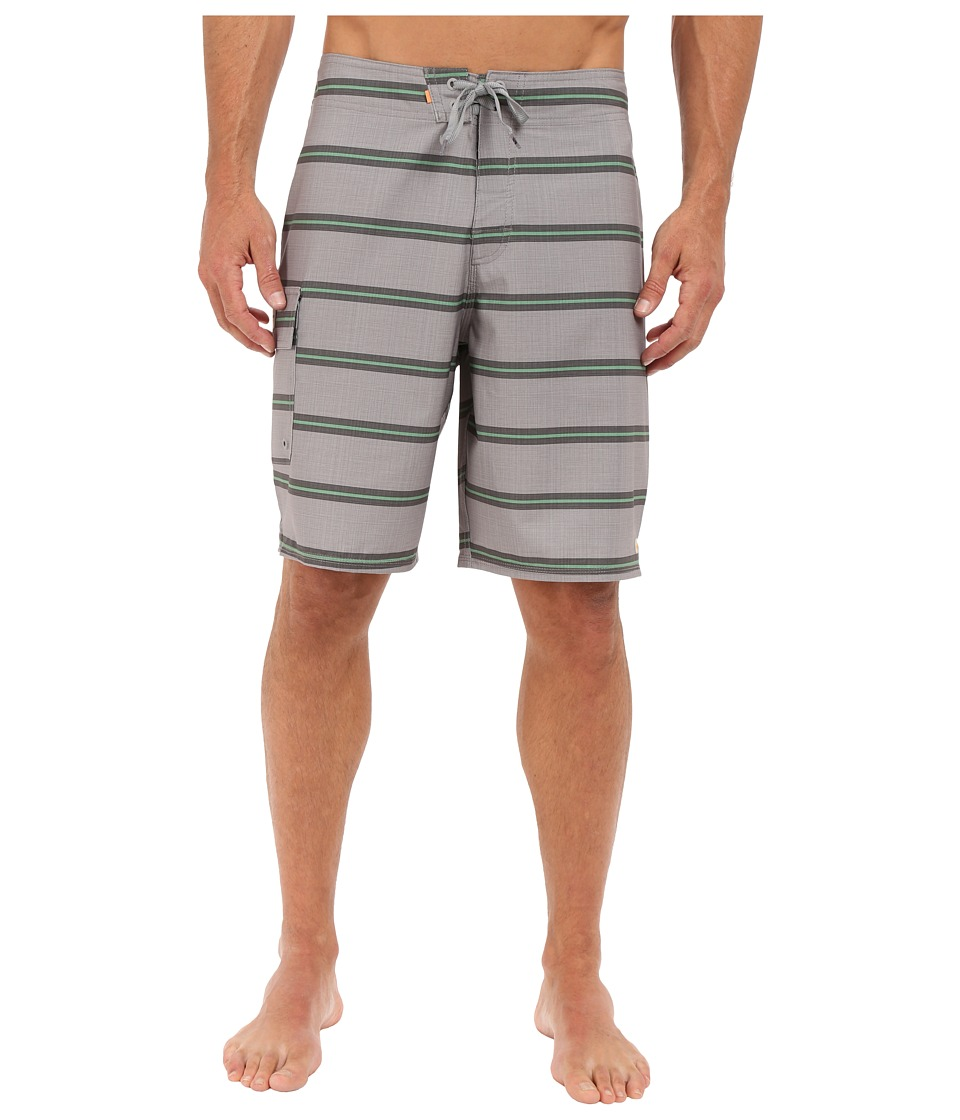 Quiksilver Waterman Harvest Boardshorts (Wild Dove) Men
