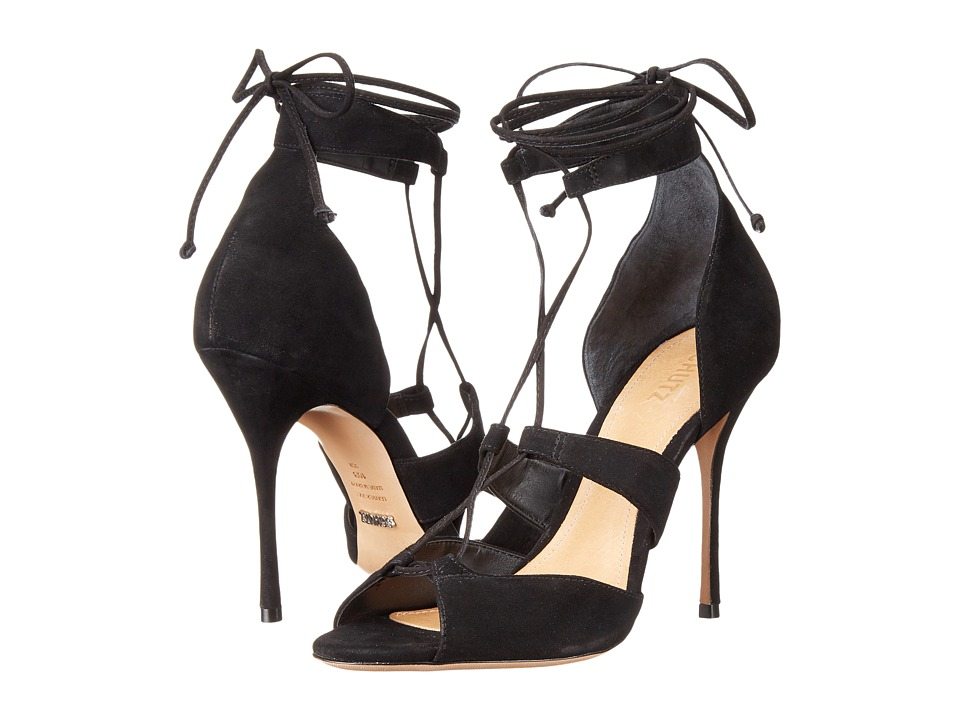 Schutz - Clove (Black) Women's Shoes