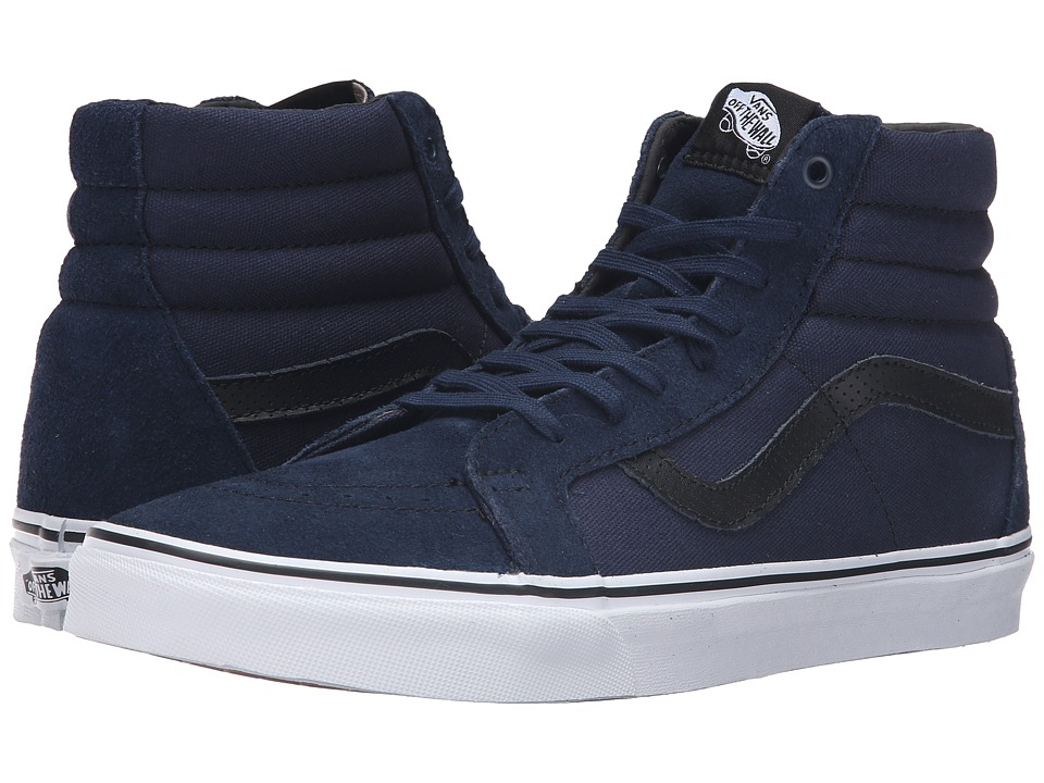 Vans - SK8-Hi Reissue ((C&P) Dress Blues/Black) Skate Shoes