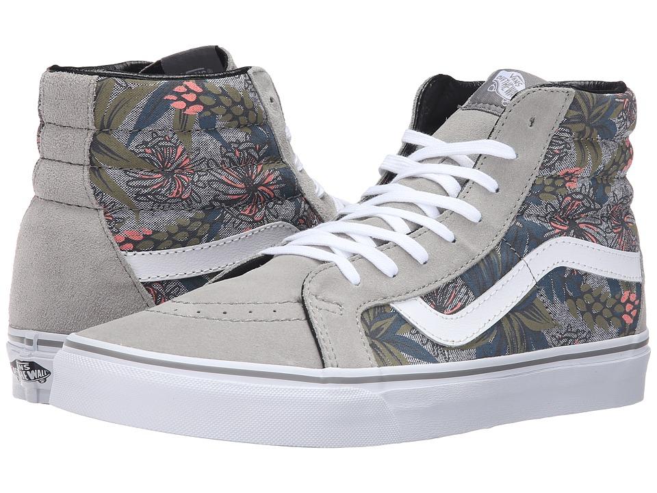 Vans - SK8-Hi Reissue ((Desert Aloha) Drizzle/Chambray) Skate Shoes
