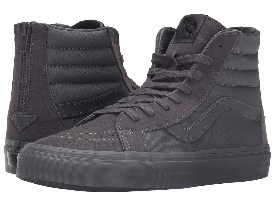 Vans - SK8-Hi Reissue Zip ((Mono) Tornado) Lace up casual Shoes