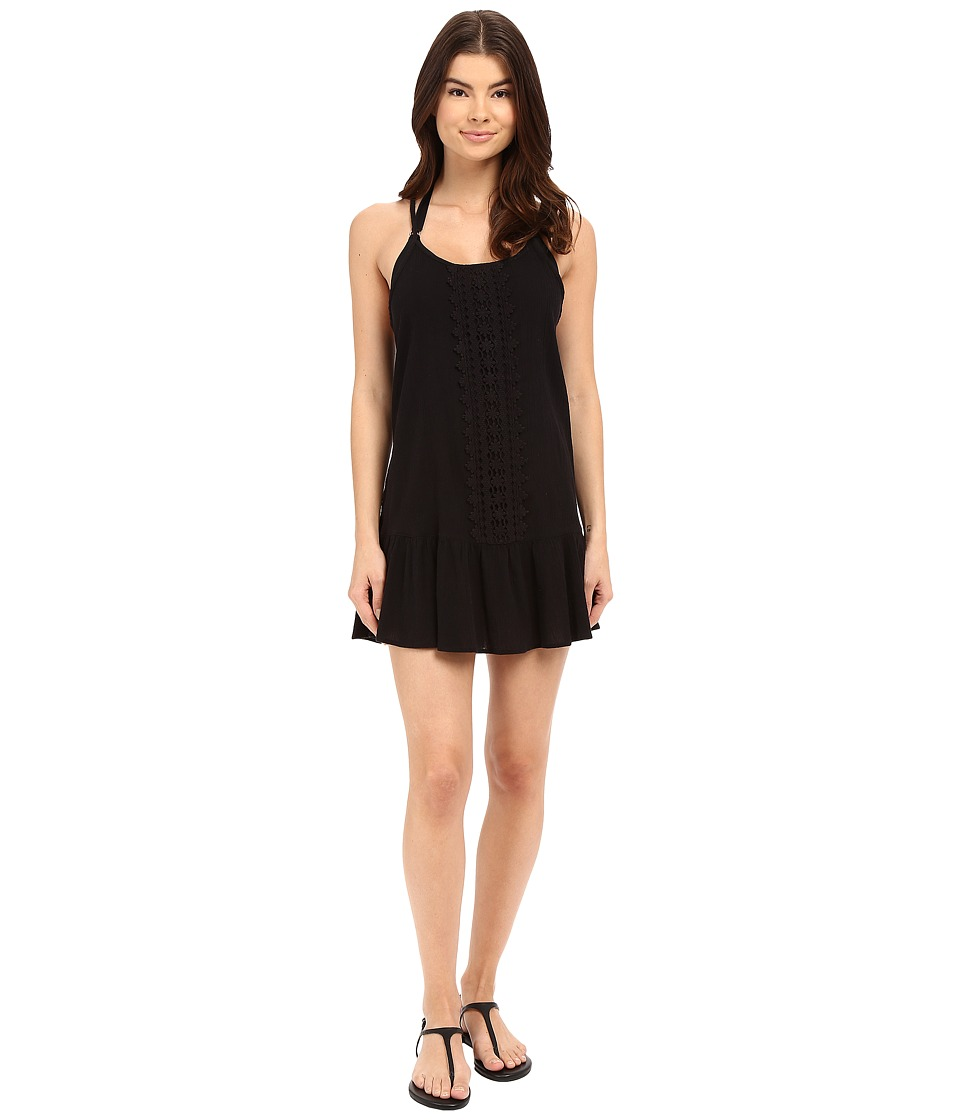 Rip Curl Love N Surf Cover-Up (Black) Women