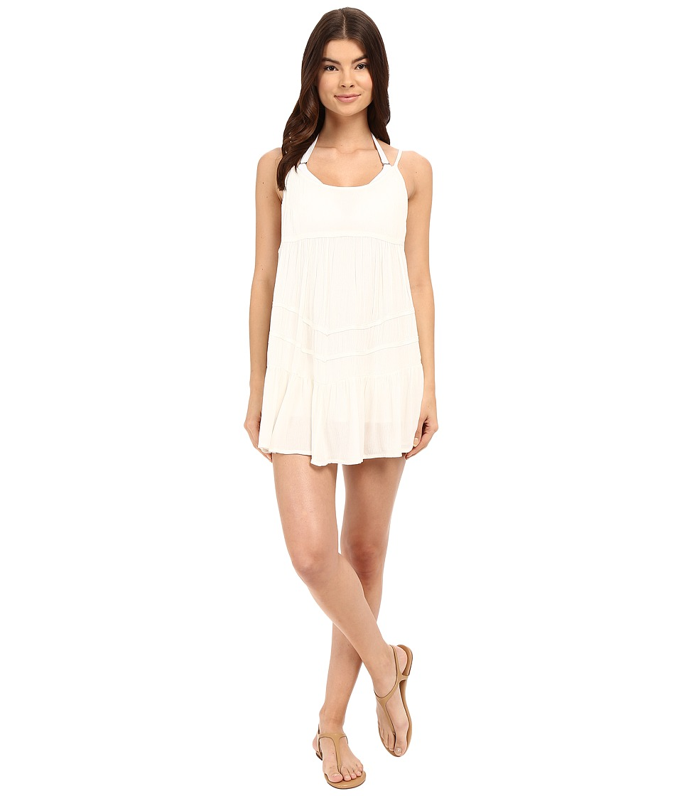 Rip Curl Wild One Cover-Up (White) Women