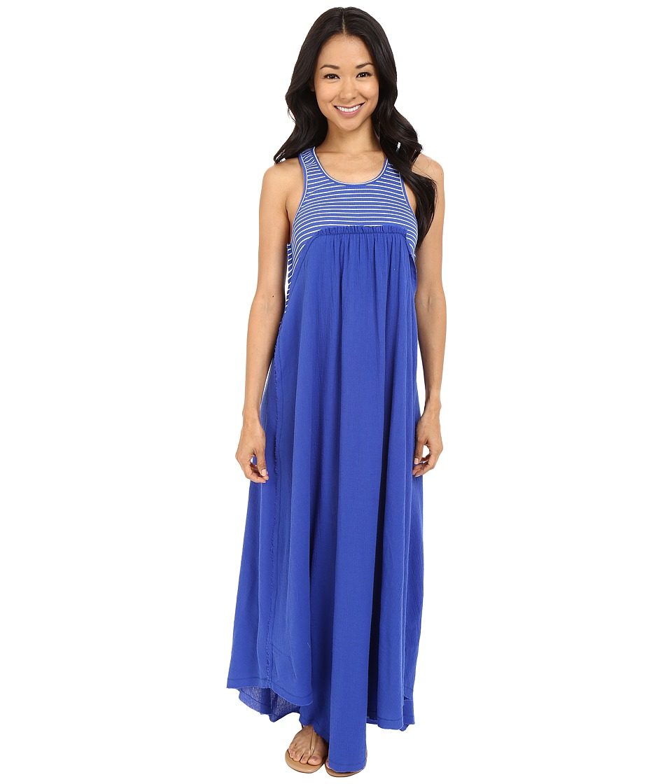 Rip Curl - Sparrow Maxi Dress (Dazzling Blue) Women's Dress