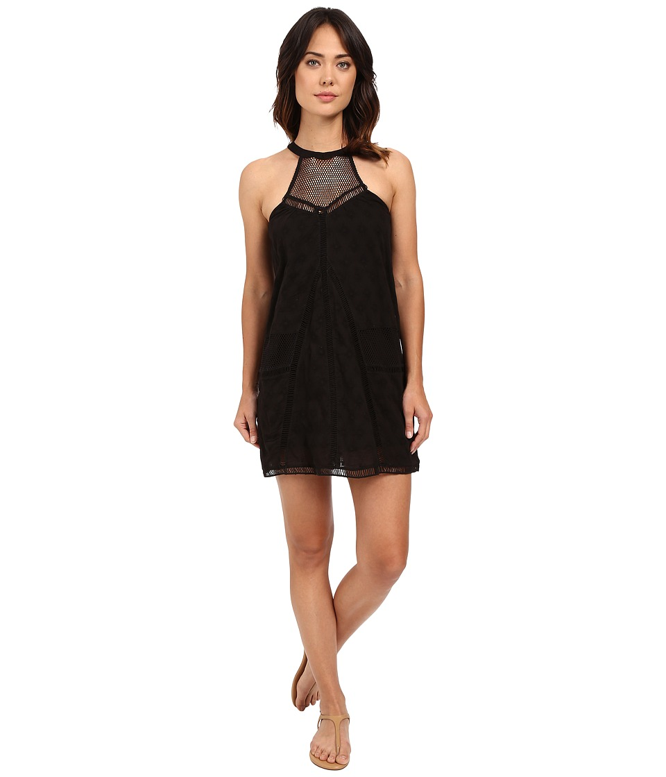 Rip Curl Karma Dress (Black) Women