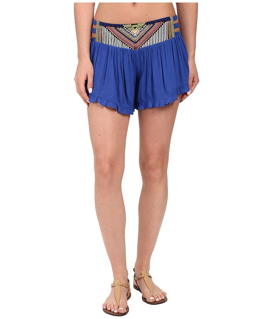 Rip Curl - Sun Warrior Shorts (Dazzling Blue) Women's Shorts