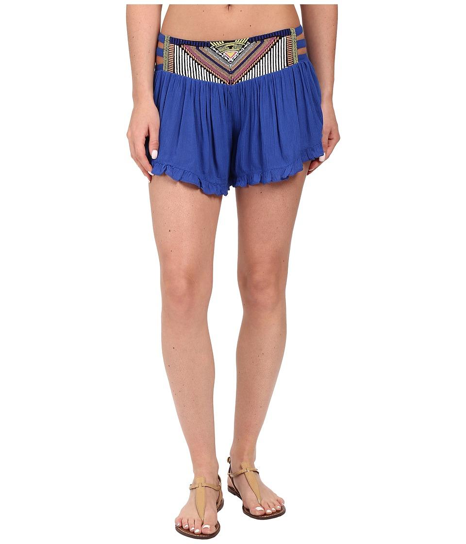 Rip Curl - Sun Warrior Shorts (Dazzling Blue) Women's Shorts