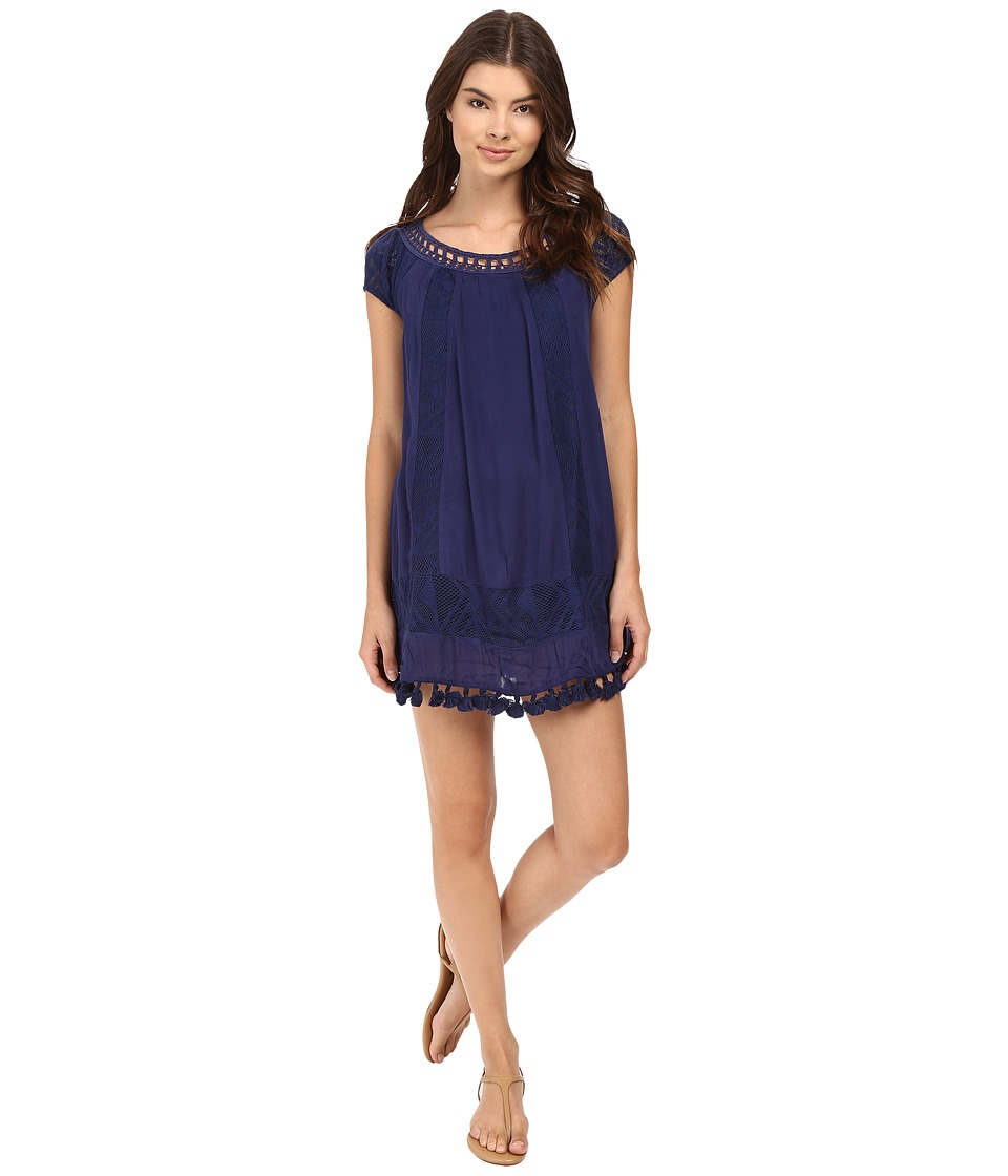 Rip Curl - Lovebird Dress (Navy) Women's Dress