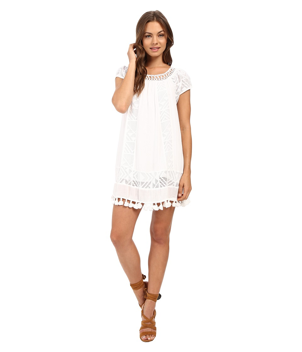 Rip Curl - Lovebird Dress (White) Women's Dress