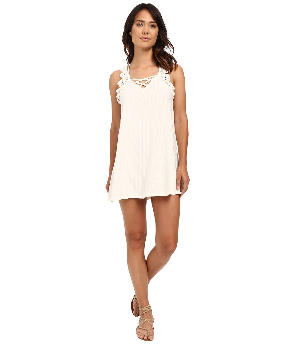 Rip Curl Everlong Dress (Vanilla) Women