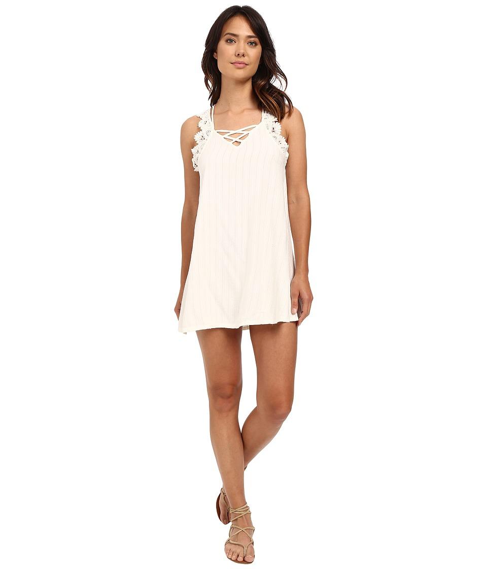 Rip Curl - Everlong Dress (Vanilla) Women's Dress