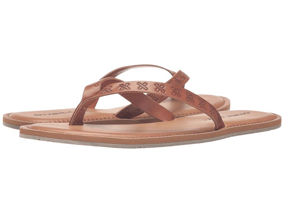 O'Neill - Lilian (Cognac) Women's Sandals