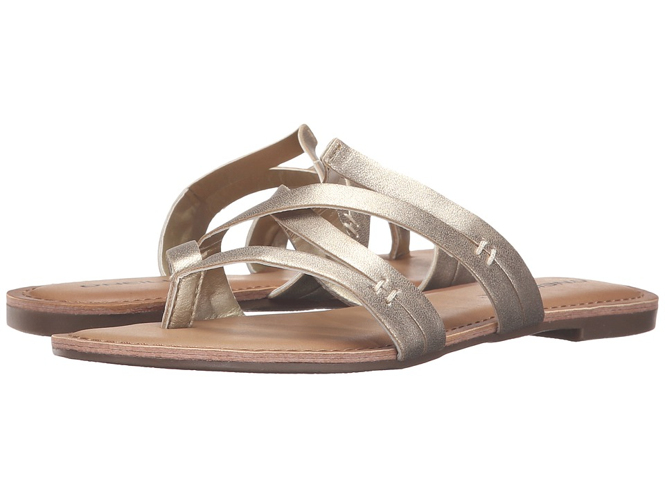 O'Neill - Bailey (Pale Gold) Women's Sandals