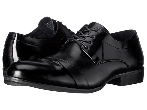 Stacy Adams - Gilbert (Black) Men's Shoes
