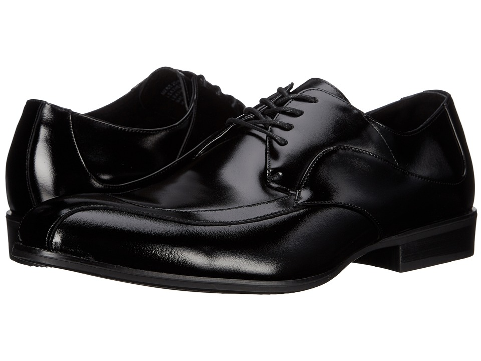Stacy Adams - Gallagher (Black) Men's Shoes
