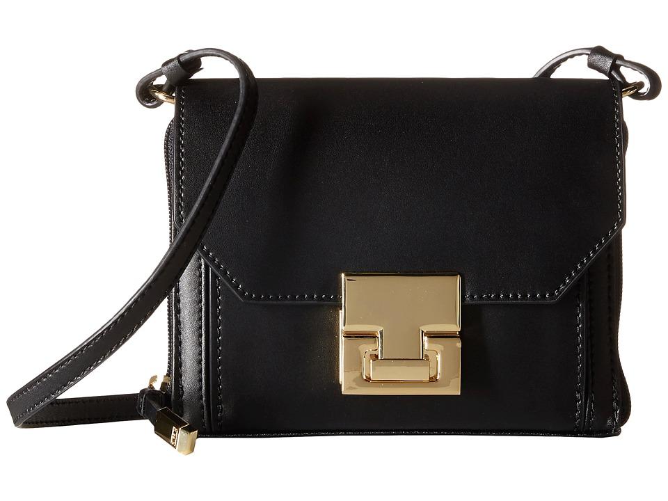Ivanka Trump - Hopewell Crossbody Wallet (Black 2) Cross Body Handbags