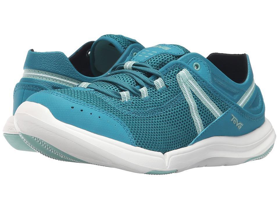 Teva - Evo (Hawaiian Dream Blue) Women's Shoes