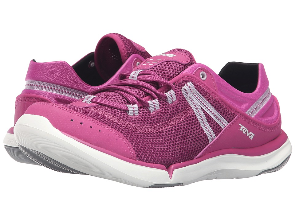 Teva - Evo (Magenta) Women's Shoes