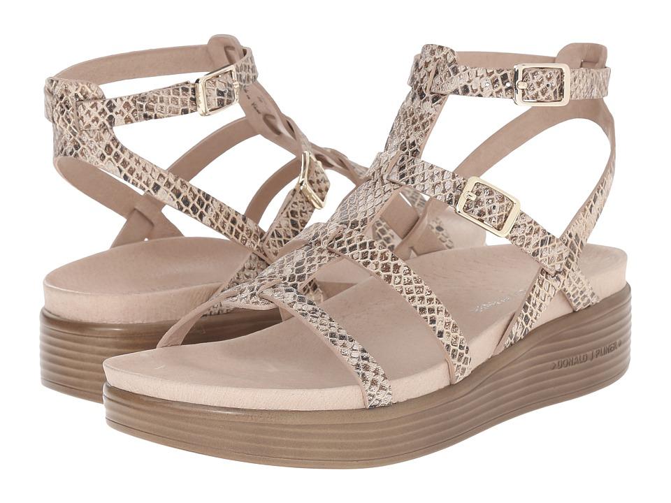 Donald J Pliner - Fritz (Platino) Women's Sandals