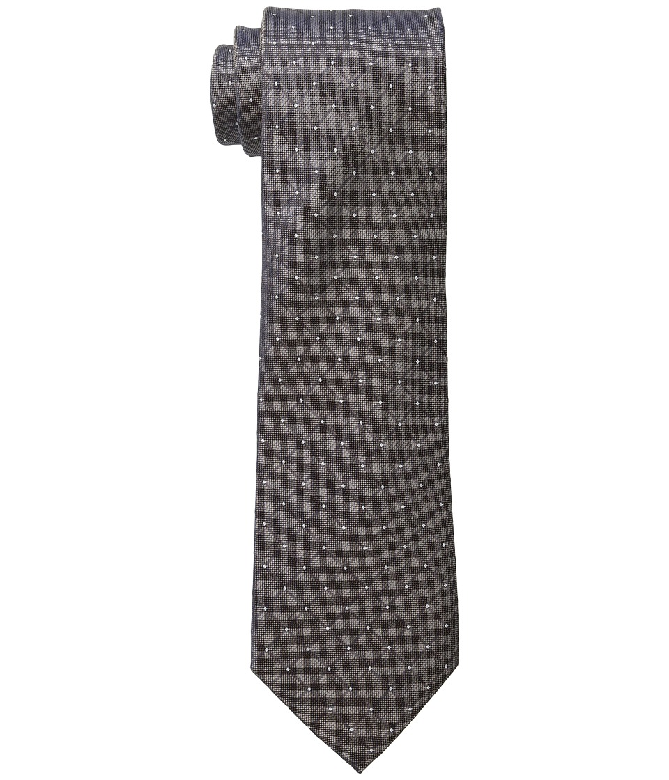 Kenneth Cole Reaction - Connected Square (Taupe) Ties