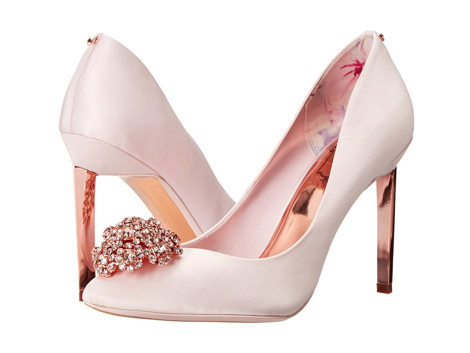 Ted Baker - Peetch (Light Pink Satin) High Heels